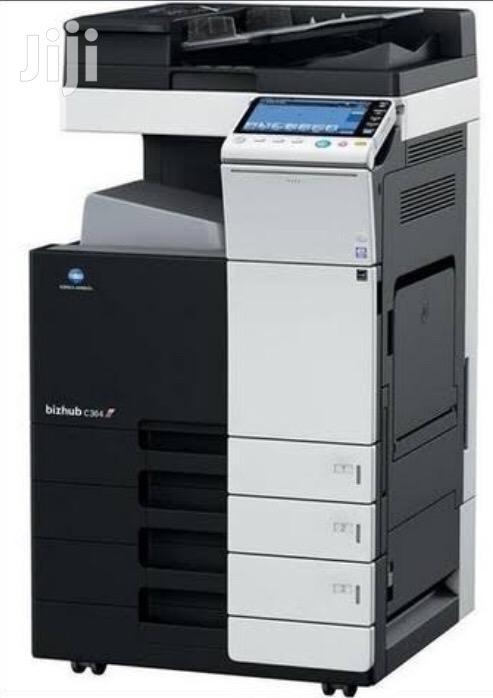 Archive: Bizhub C Printer