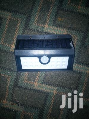 Automatic Solar Motion Sensor Security Lights