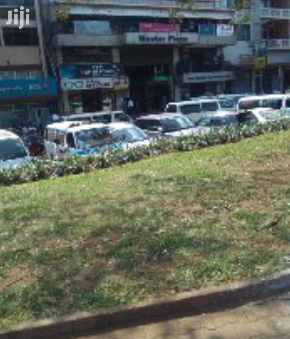 Kampala Road Commercial Building on Sell