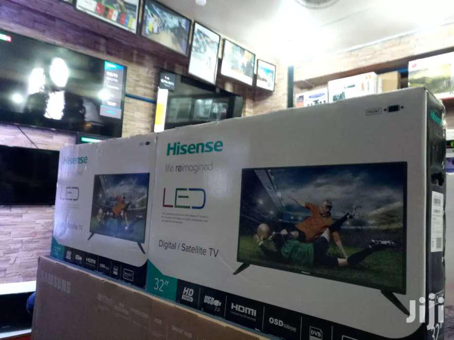 NEW HISENSE 32inches DIGITAL FLAT SCREEN TV, 2019 Model | TV & DVD Equipment for sale in Kampala, Central Region, Uganda