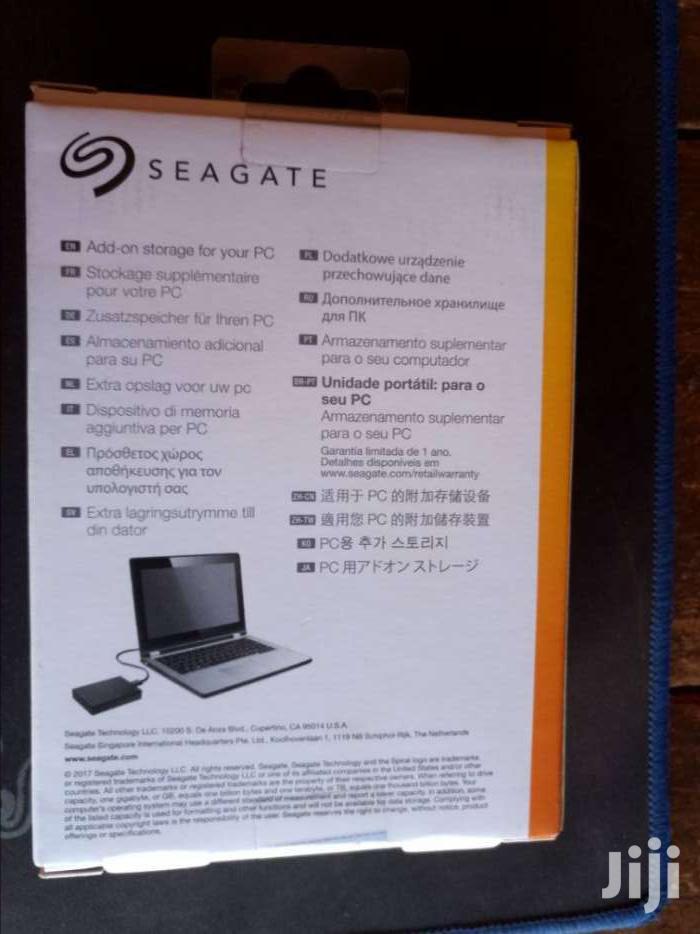 Seagate External Hard Drive 4TB   Computer Hardware for sale in Kisoro, Western Region, Uganda