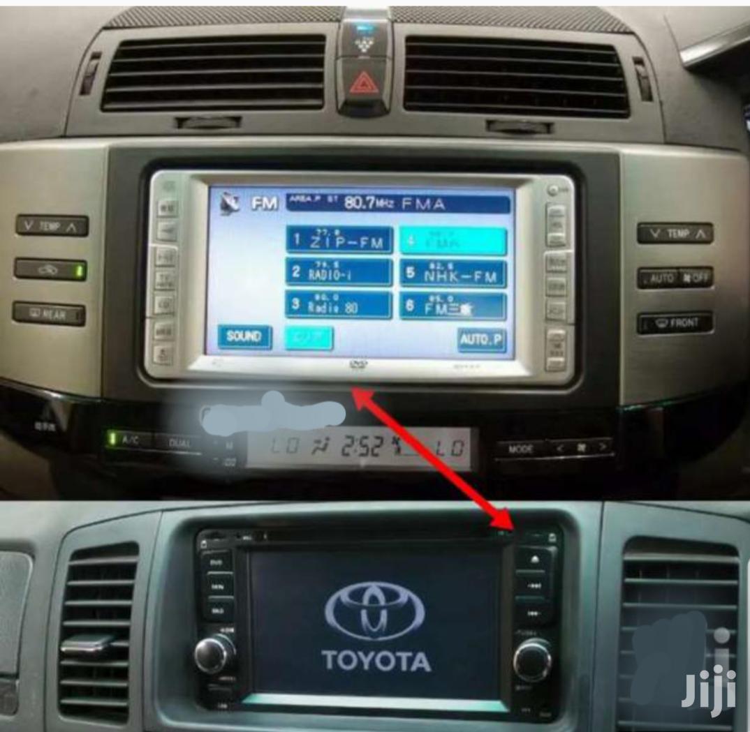 Markx Toyota Car Radio