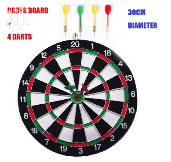 Darts Board Game For Indoors And Outdoors | Sports Equipment for sale in Kampala, Central Region, Uganda