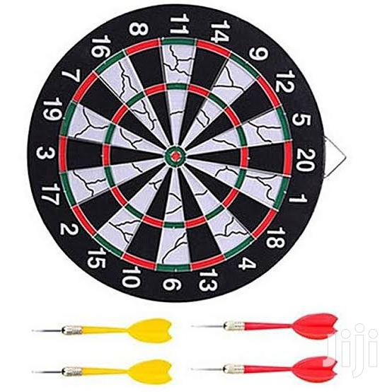 Darts Board Game For Indoors And Outdoors