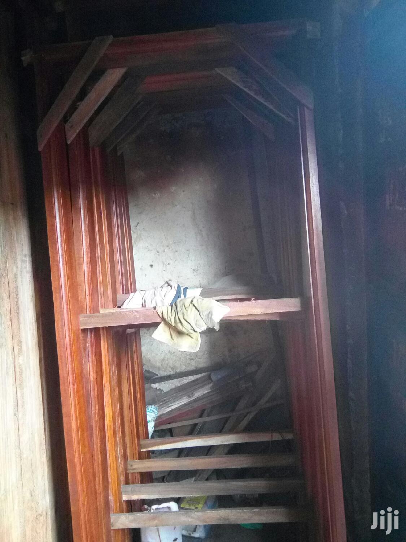 Wooden Door Full Set   Doors for sale in Kampala, Central Region, Uganda