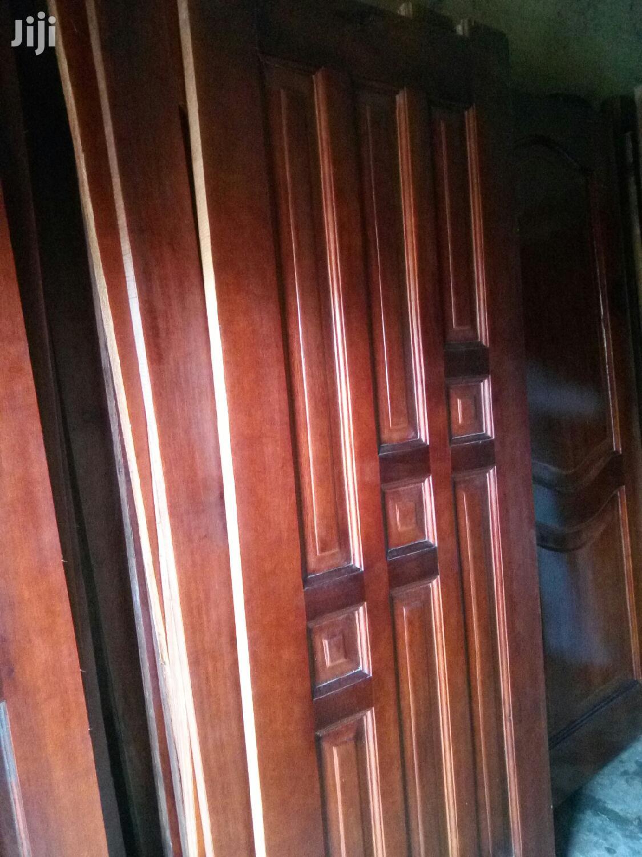 Wooden Door Full Set