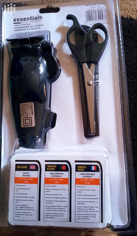 Essentials Professional 10W Hair Clipper | Tools & Accessories for sale in Kampala, Central Region, Uganda