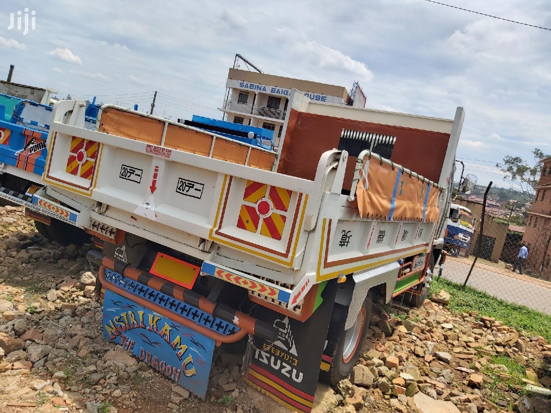 Isuzu Juston Dumper | Trucks & Trailers for sale in Kampala, Central Region, Uganda