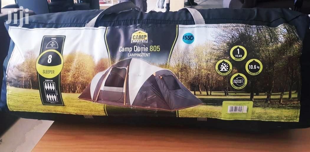 Campmaster Camp Dome 8 Sleeper Tent | Camping Gear for sale in Kampala, Central Region, Uganda
