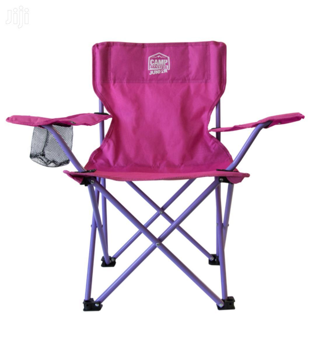 Camp Master Junior Adventure Chair