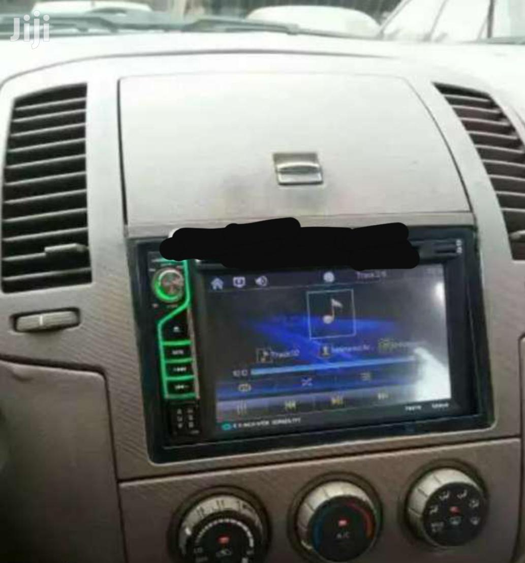Brand New Car Radio