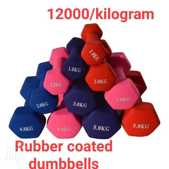 Dumbells for Muscle Strength 12,000/Kilo