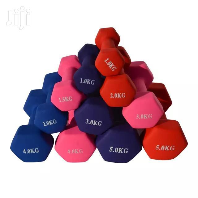 Dumbells for Muscle Strength 12,000/Kilo | Sports Equipment for sale in Kampala, Central Region, Uganda