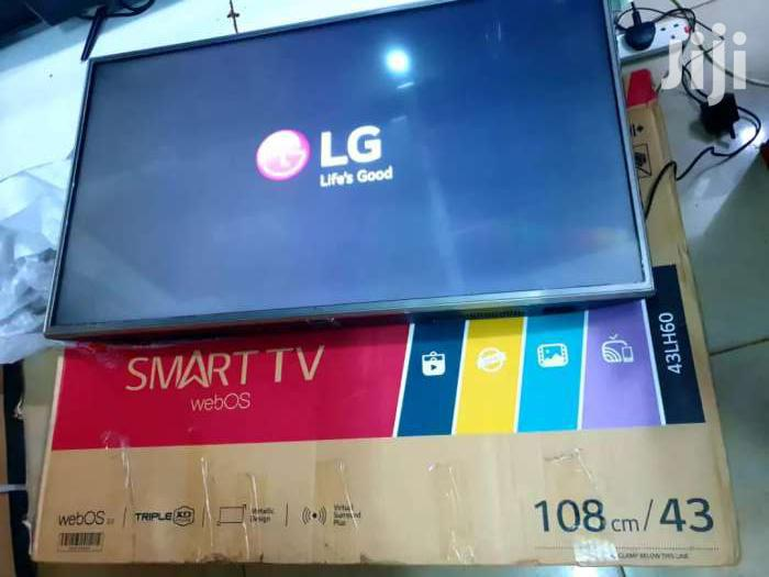 Brand New LG Smart Tv 43 Inches | TV & DVD Equipment for sale in Kampala, Central Region, Uganda