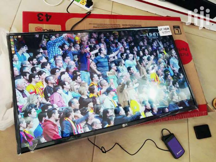 Brand New LG Smart UHD 4k TV 43 Inches