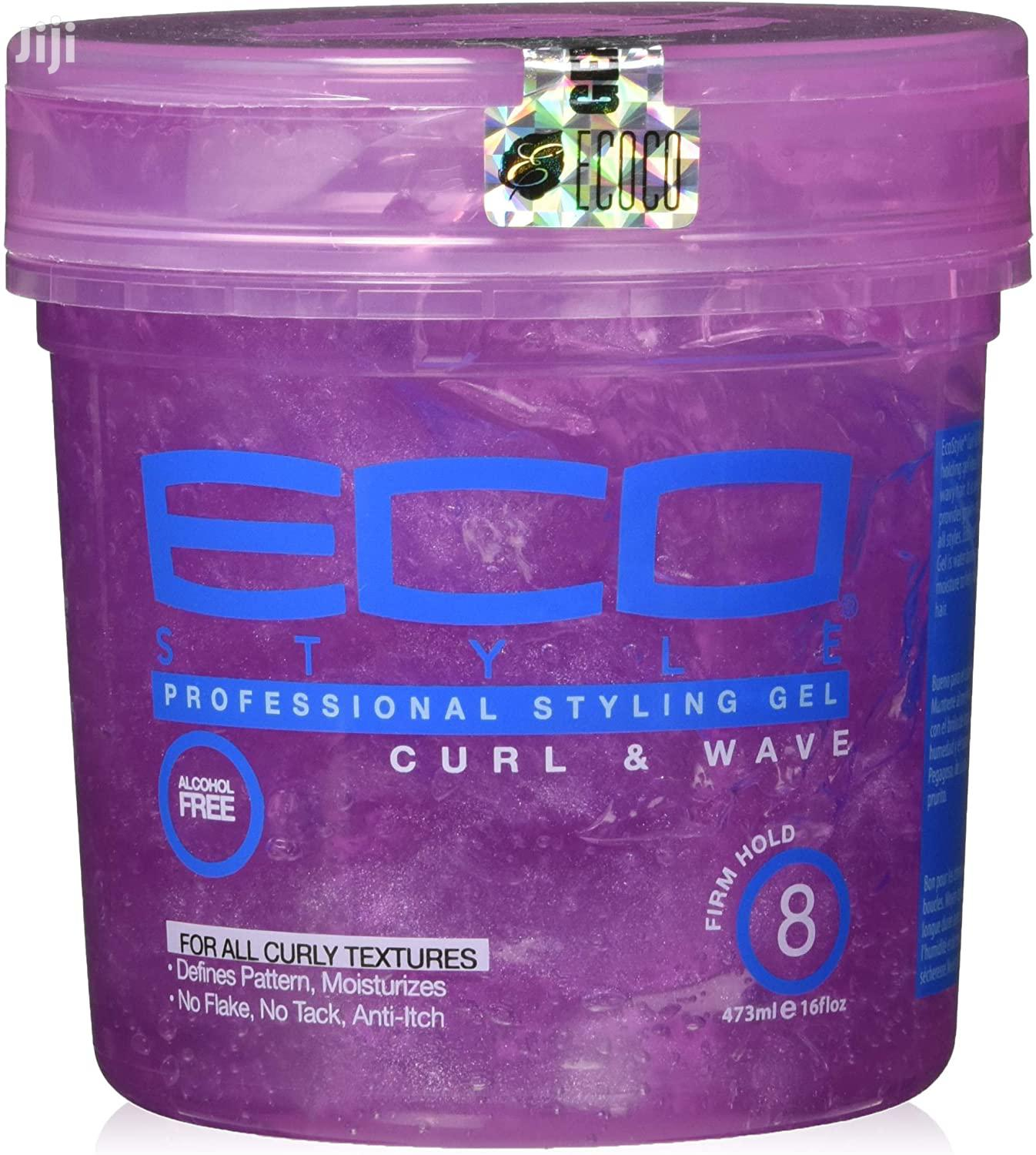 Eco Professional Styling Gel Curl And Wave 473ml