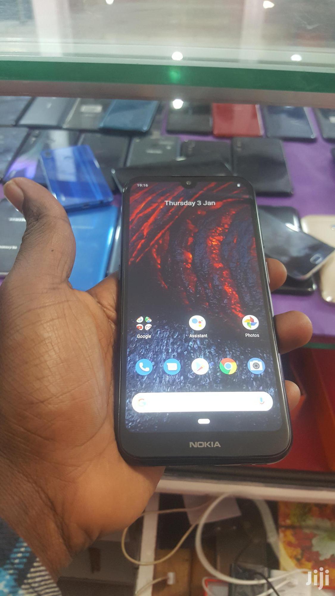 Nokia 4.2 32 GB Black    Mobile Phones for sale in Kampala, Central Region, Uganda
