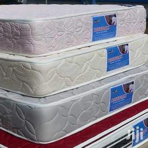 Modern Binded Rose Foam Mattress