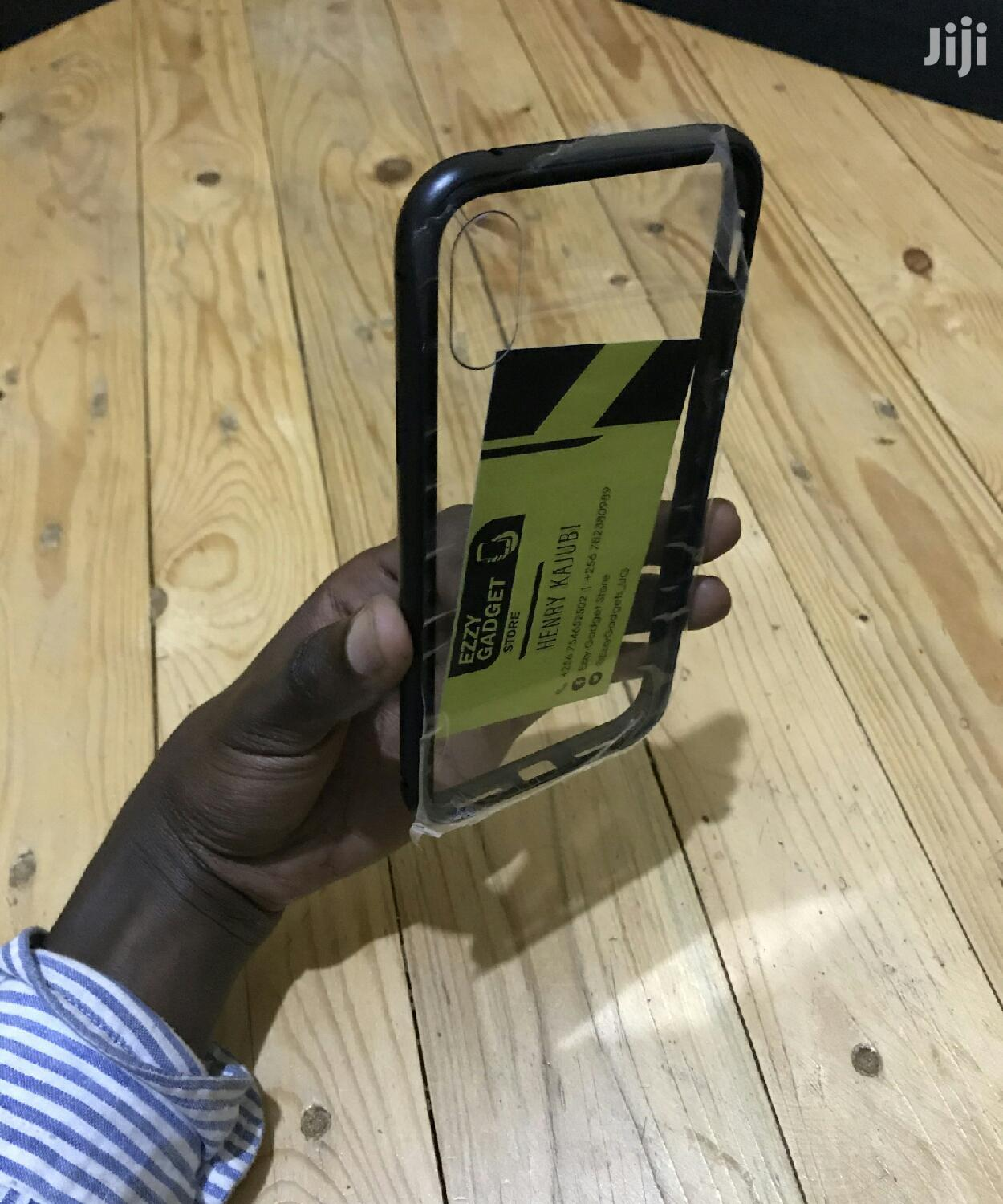 360 Degree 100% Protection Stylish Cover For iPhone X/Xs-black & Red   Accessories for Mobile Phones & Tablets for sale in Kampala, Central Region, Uganda