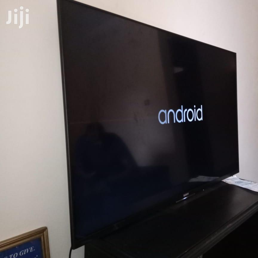 Sony Android Version 5.0 Smart 3D Tv 50 Inches