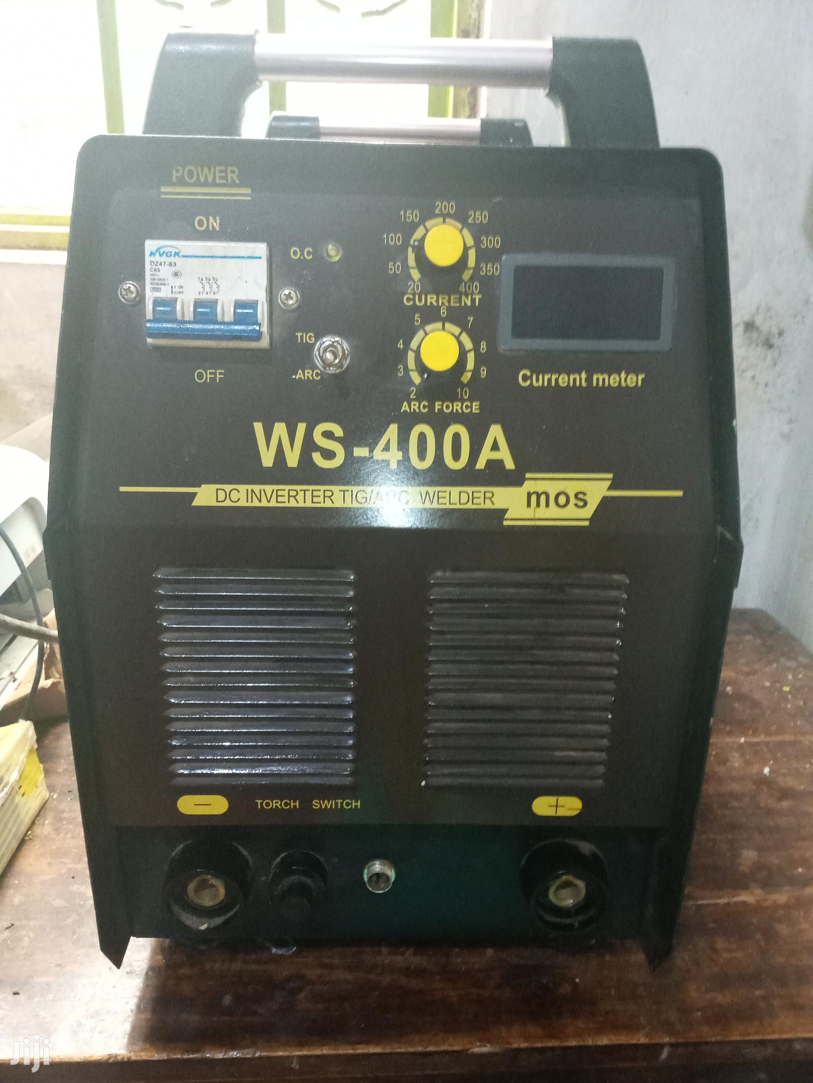 Used Welding Machine