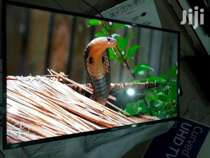 Brand New Hisense Smart Flat Screen Digital TV 49 Inches   TV & DVD Equipment for sale in Kampala, Central Region, Uganda