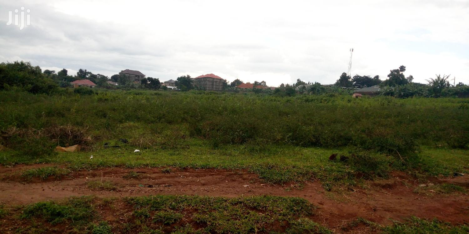 1 Acre Land In Bweyogerere For Sale