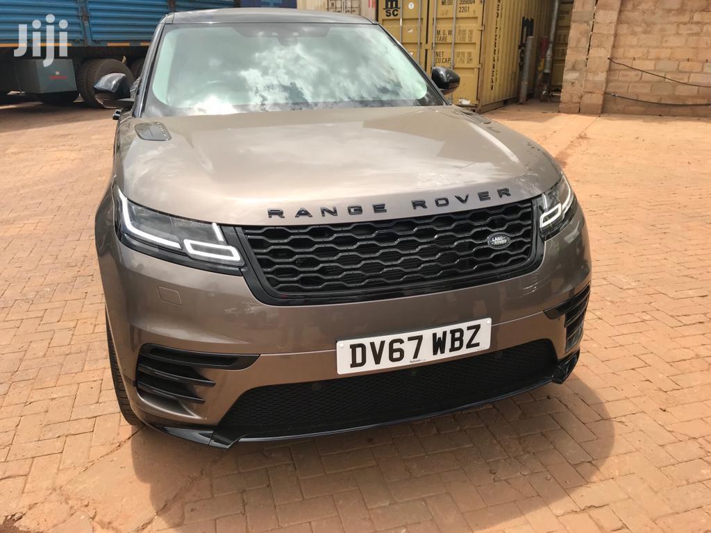 Archive: Land Rover Range Rover Velar 2020 Brown