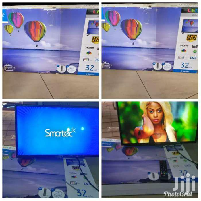 Archive: Smartec Flat Screen Digital Tv 32 Inches