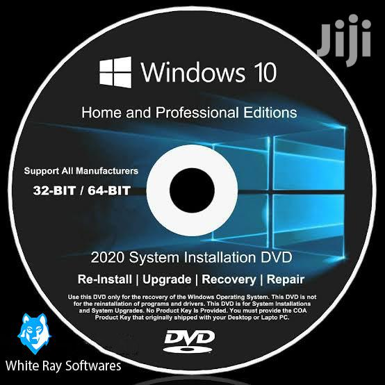 Windows 10 2020 Full Package With All Activations