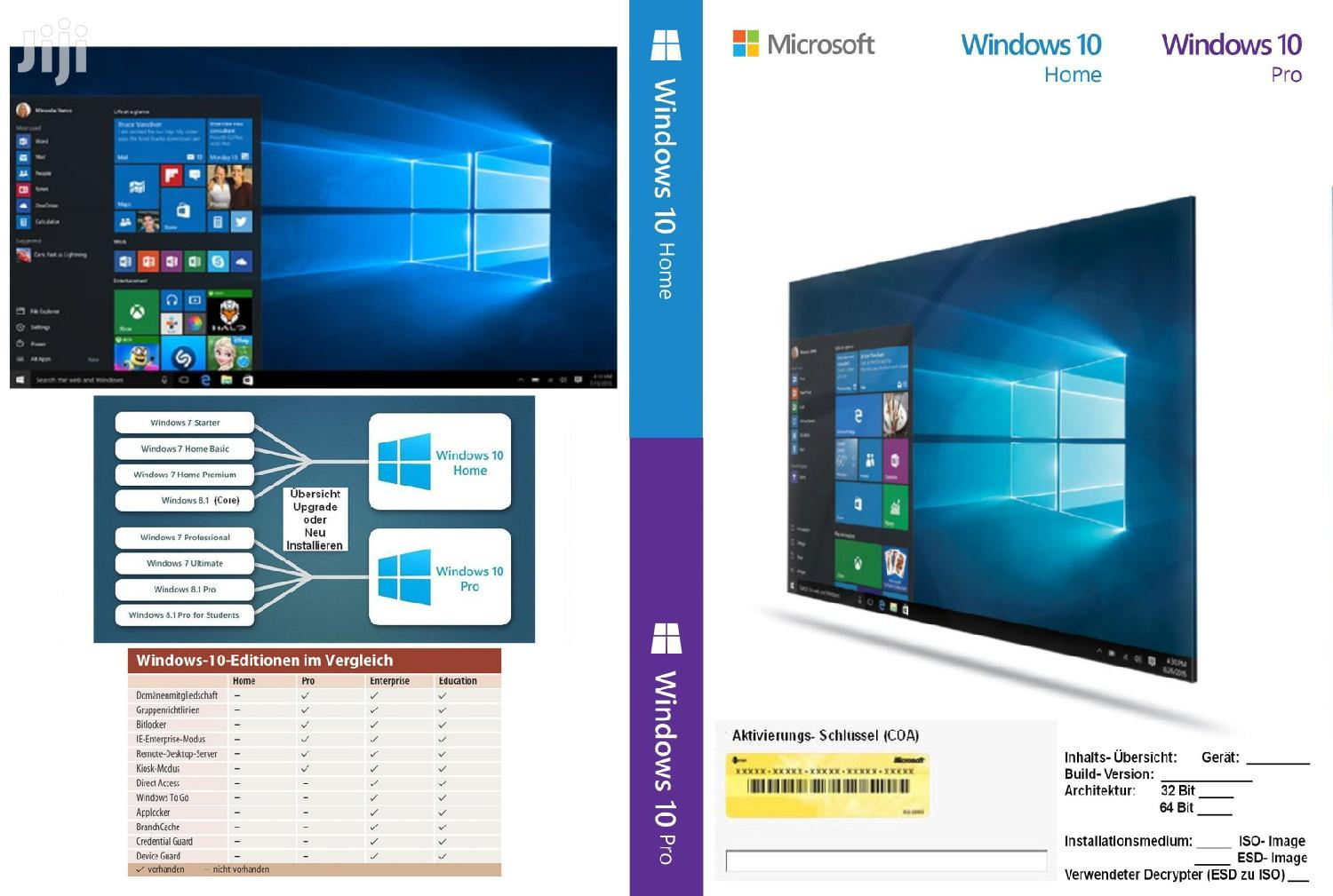 Windows 10 2020 Full Package With All Activations | Software for sale in Kampala, Central Region, Uganda
