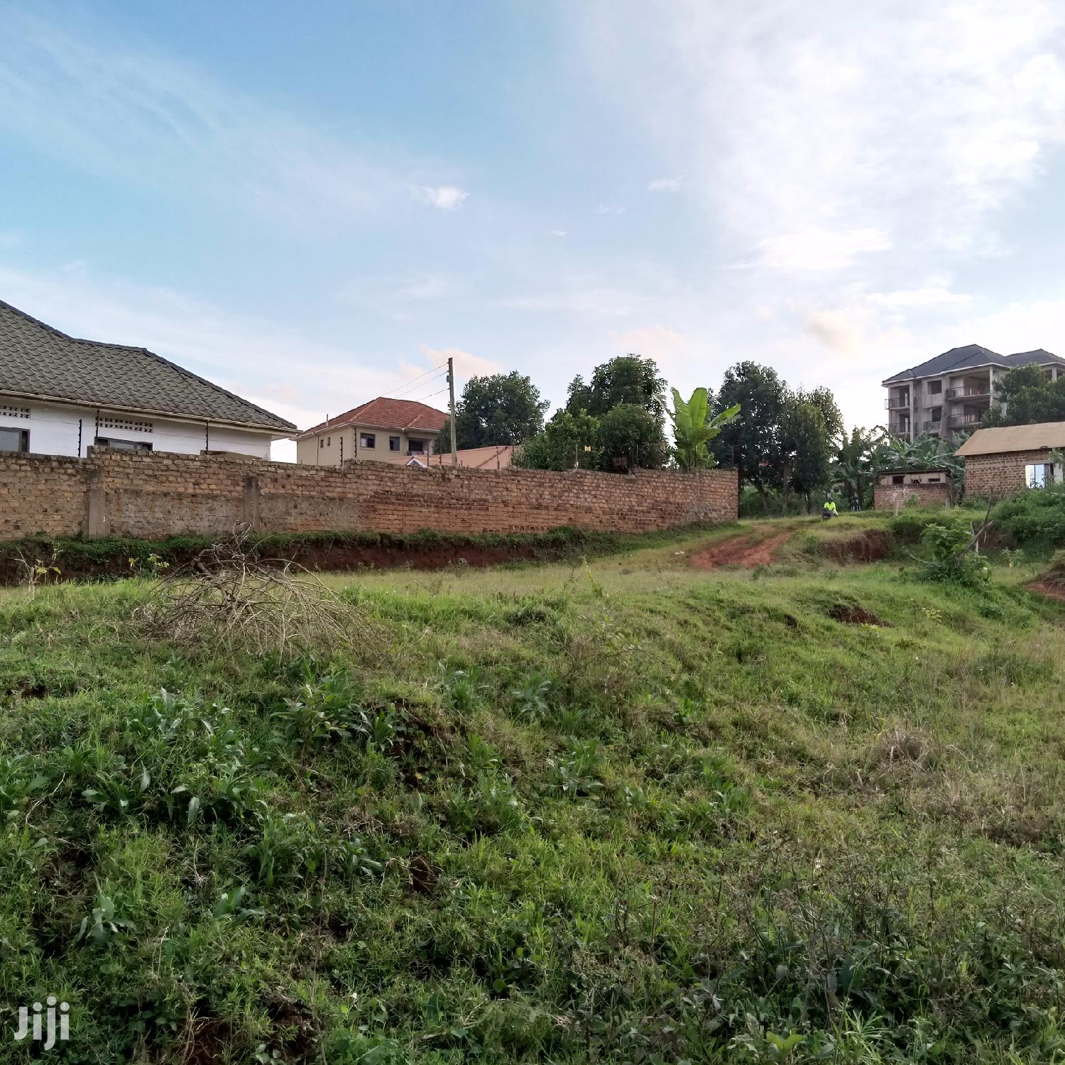 15 Decimals Land In Kyanja For Sale