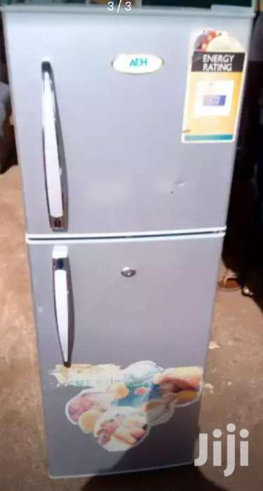 ADH Double Door Refrigerator 120L