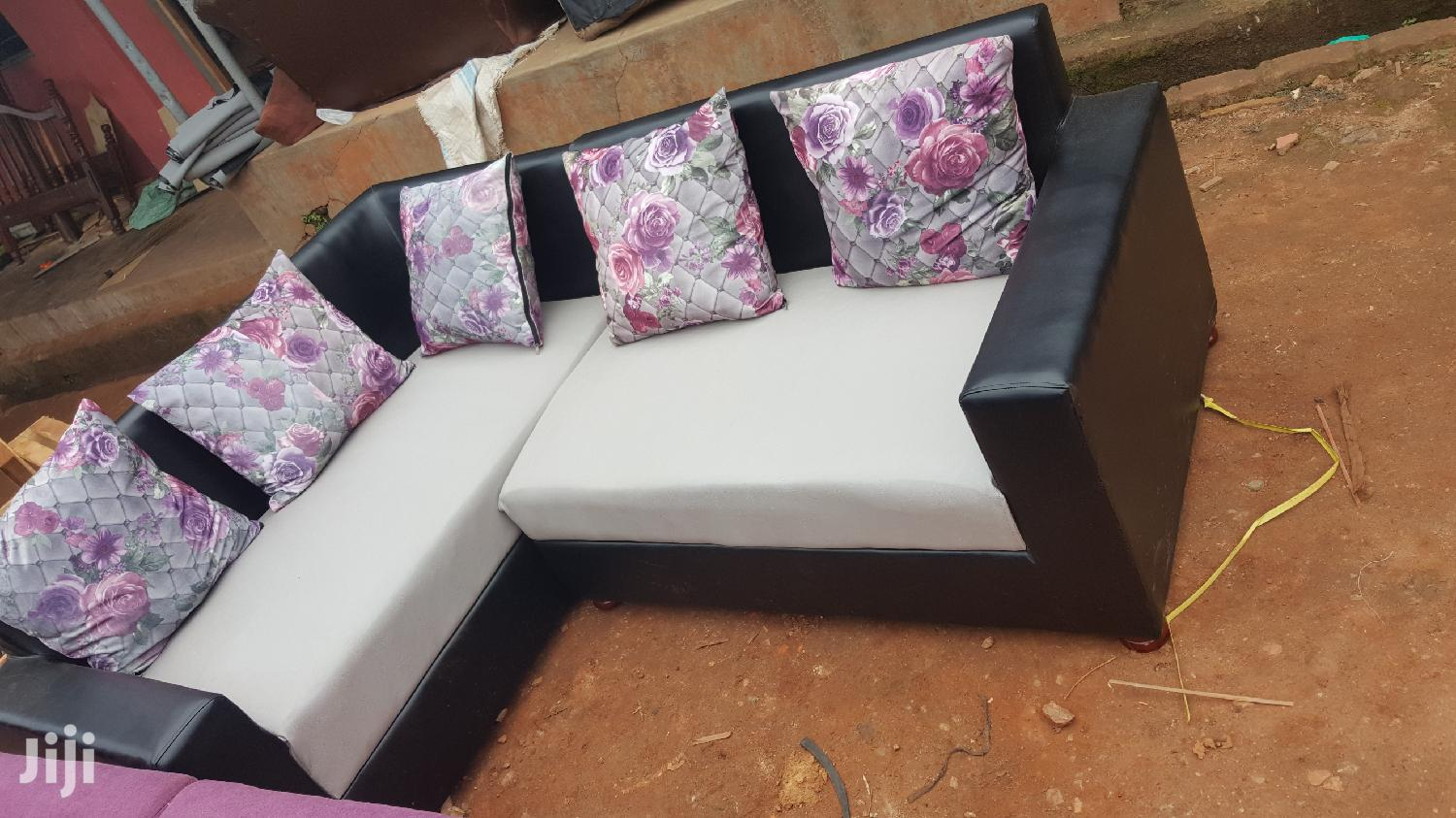 Ready to Take L Shape Sofa 5 Seater | Furniture for sale in Kampala, Central Region, Uganda