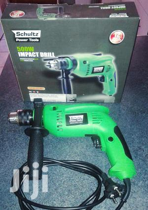 Schultz Impact Drill 500W   Electrical Hand Tools for sale in Central Region, Kampala