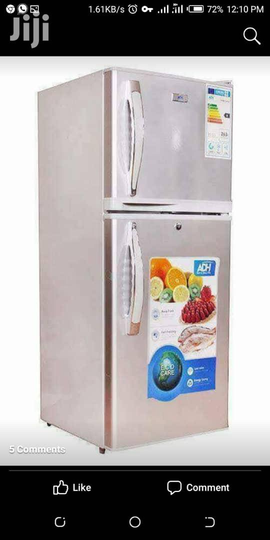 ADH Double Door Fridge 230L With Germany Technology Available