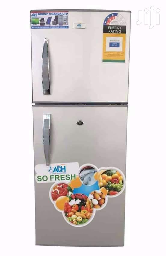ADH Double Door Fridge 230L With Germany Technology Available | Kitchen Appliances for sale in Kampala, Central Region, Uganda