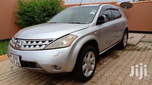 Nissan Murano 2007 Silver