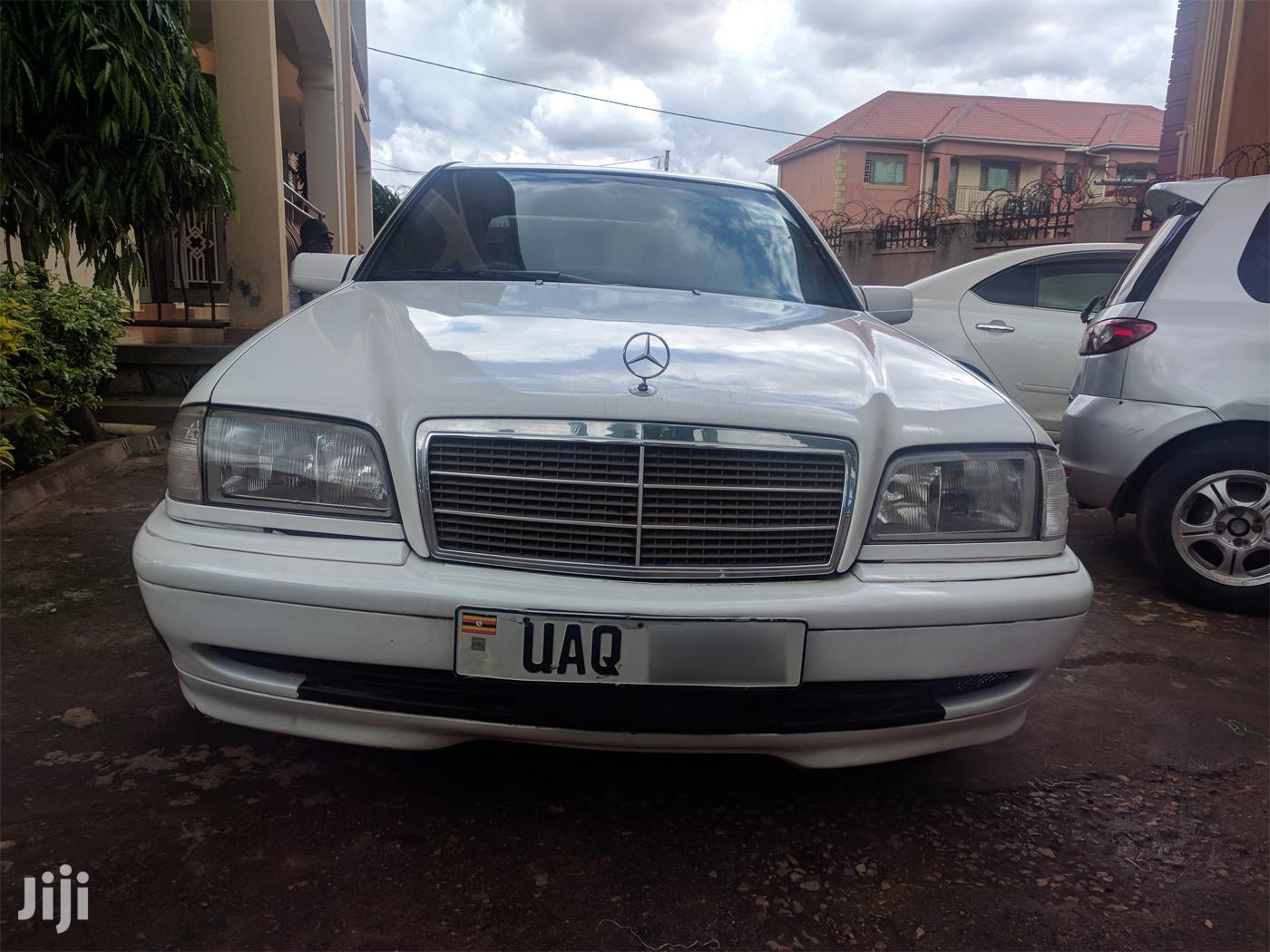 Mercedes-Benz C200 1998 White | Cars for sale in Kampala, Central Region, Uganda