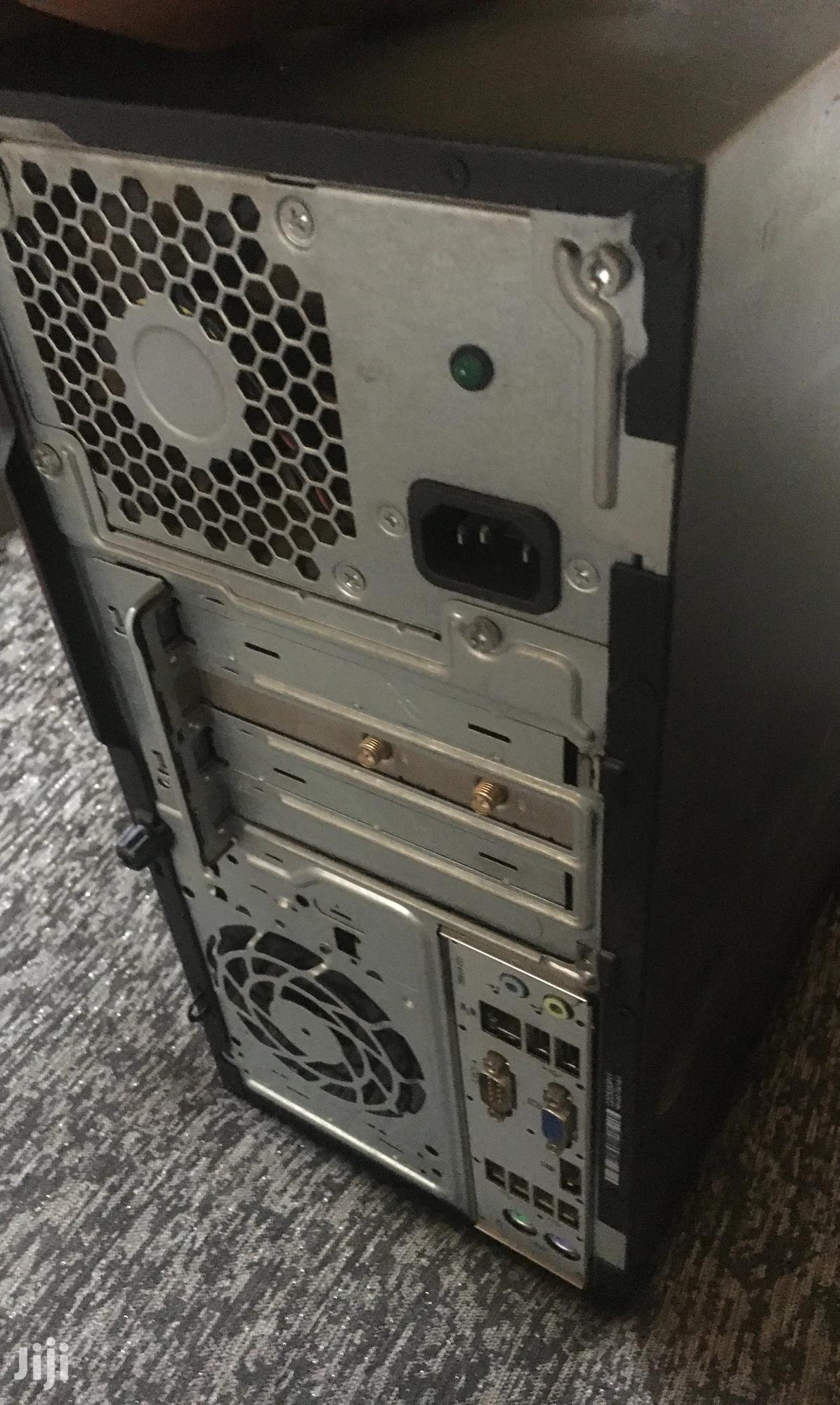 Archive: Desktop Computer HP ProDesk 400 4GB Intel Core i5 HDD 500GB