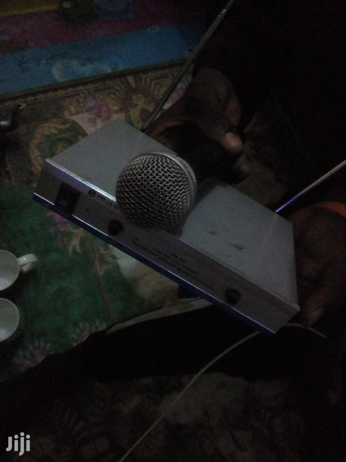 Archive: Wireless Microphone