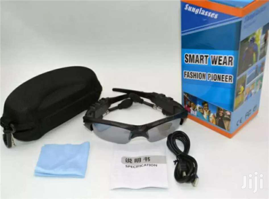 Bluetooth Mp3 Sun Glasses
