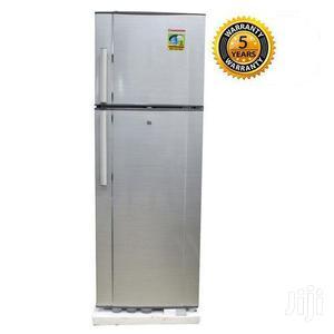 Changhong 260 Liters - Double Door Fridge Silver   Kitchen Appliances for sale in Central Region, Kampala