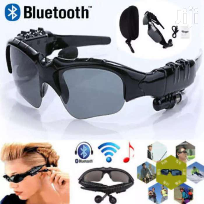 Bluetooth Mp3 Sun Glasses | Headphones for sale in Kampala, Central Region, Uganda