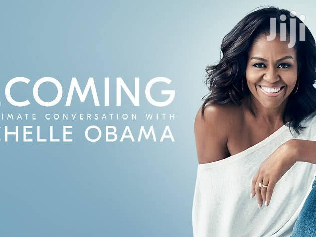 Becoming , Michelle Obama's