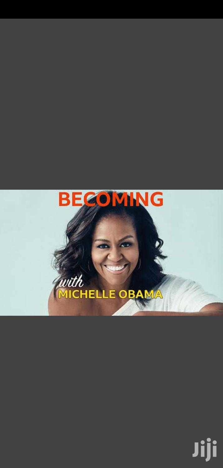 Becoming , Michelle Obama's | Books & Games for sale in Kampala, Central Region, Uganda