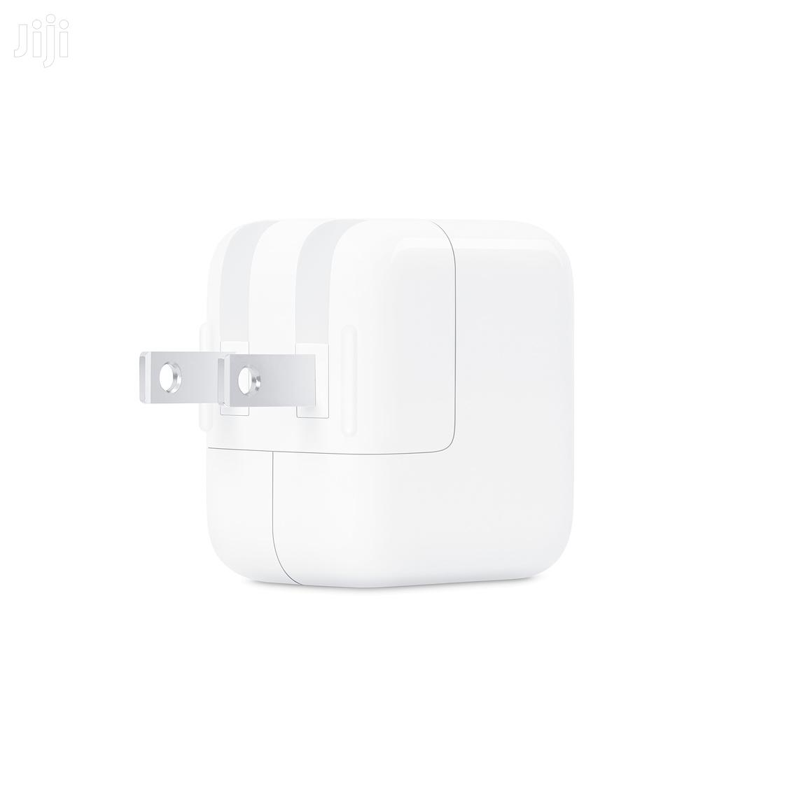 Original Apple USB Power Adapter 12W | Accessories for Mobile Phones & Tablets for sale in Kampala, Central Region, Uganda