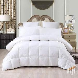 Modern Pure White Bedcovers