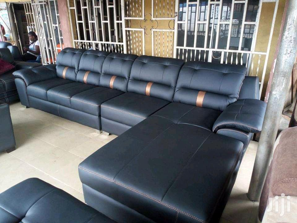Ready for Delivery L Shape Luxury Sofa 8 Seater