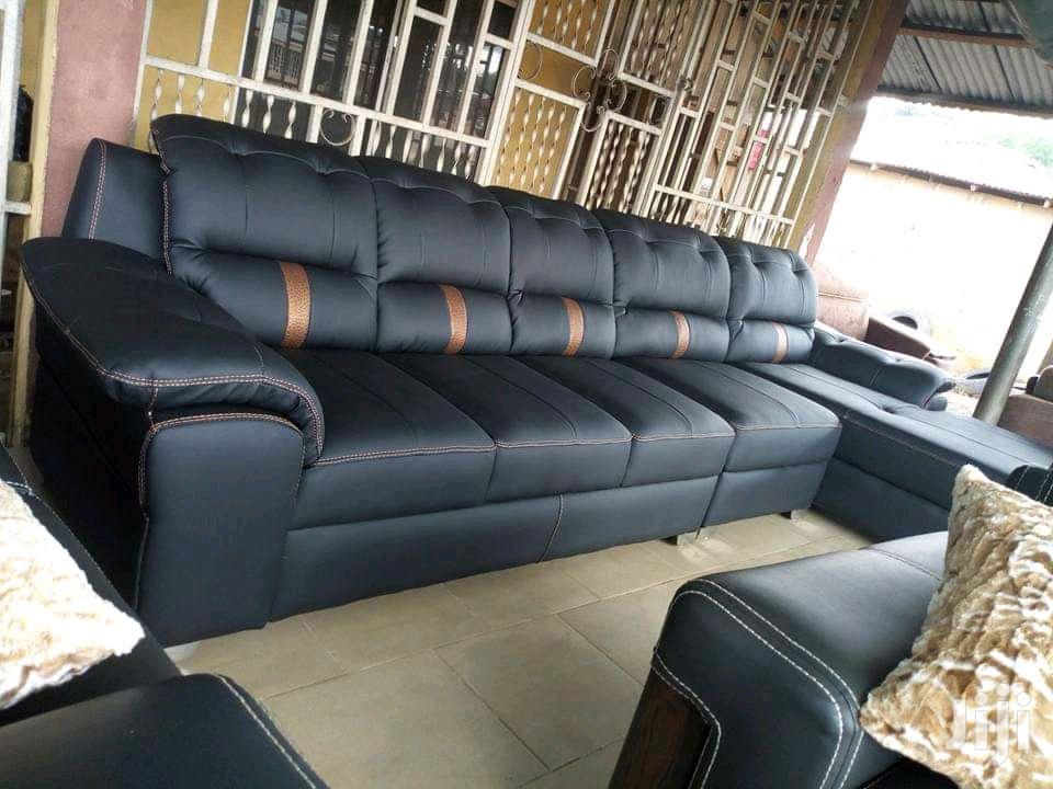 Ready for Delivery L Shape Luxury Sofa 8 Seater | Furniture for sale in Kampala, Central Region, Uganda